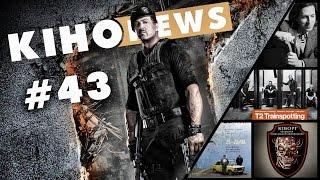 """КіноNews #43 - Трейнспоттинг 2, Острівець собак, """"Українські шерифи"""", , Кіборги,  Нестримні 4"""