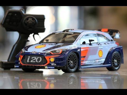 [키덜트 추천] 한국에서 기획된 RC카 'i20 WRC'
