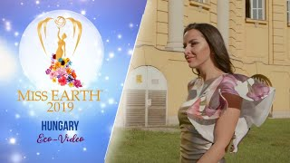 Tunde Blaga Miss Earth Hungary 2019 Eco Video