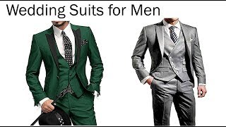 Top 5 Best Wedding Suits For Men 2019 And 2020