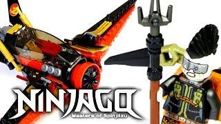 LEGO Ninjago 70650 Крыло Судьбы Обзор Ниндзяго 9 сезон