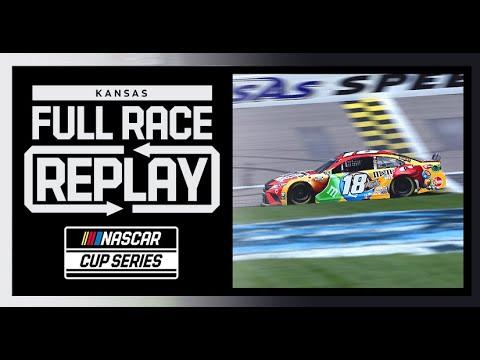 NASCAR カンザス・スピードウェイ レースフル動画