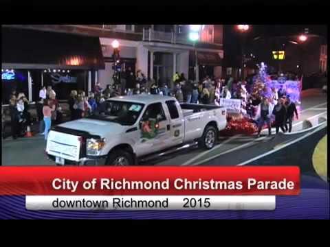Richmond Ky Christmas Parade 2019 City of Richmond Christmas Parade 2015 | BereaOnline