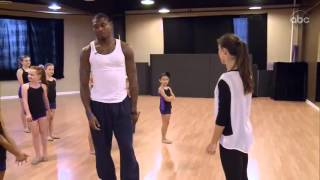 Jacoby vs. Little Girls - Dancing With The Stars