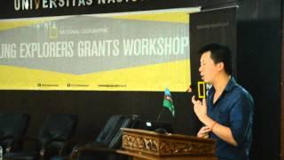 Universitas National – National Geographic Young Explorers Grants, Mark Phuong