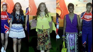 Malaysian athletes strut their stuff for charity fashion show