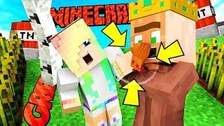 GRIFFIAMO IL RE DEI VILLAGER! - Minecraft GRIEF ITA