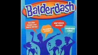 Picture of a game: Balderdash