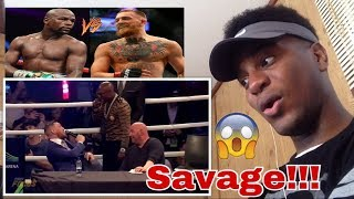 NEW Conor McGregor's Funniest Moments Reaction