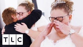 Dress Brings Bride To Tears | Curvy Brides Boutique