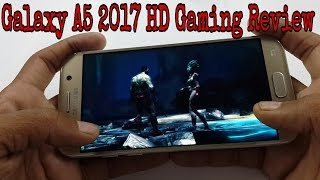 Galaxy A5 2017 Gaming Review Low To High Graphics