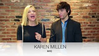 Who is Karen Millen?