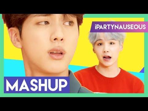 BTS DNA / EXO POWER MASHUP - смотреть онлайн на Hah Life