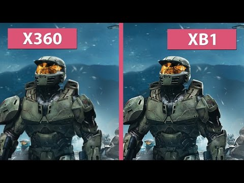 Halo Wars Xbox 360 Vs Xbox One Definitive Edition