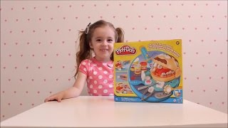 Мистер зубастик (Play Doh Dr. Drill and Fill) Unpacking toys