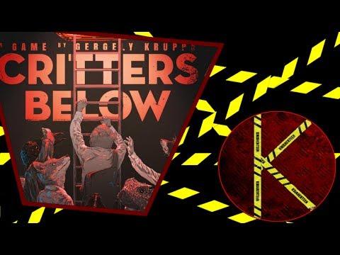 Kwarenteen: Critters Below review