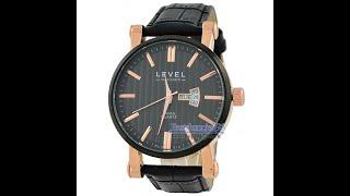 Видео обзор наручных часов LEVEL 3119437R