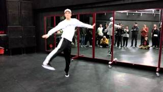 Workshop Mo' Higher 2016 - Hoan Popping Freestyle