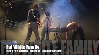 Fat White Family - Cream of the Young - 2015-07-02 - Roskilde Festival, DK