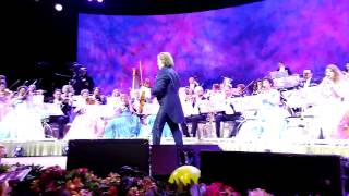 Andre Rieu excited Prague on 22.5.2015