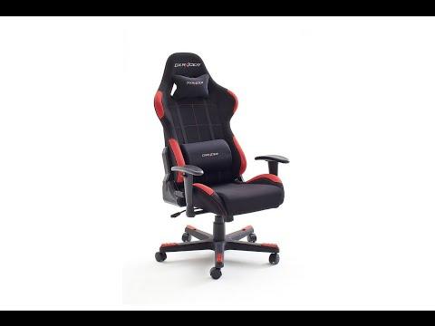 Silla de escritorio de oficina y juegos DX RACER (Robas Lund)