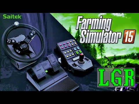 LGR – Saitek Farming Simulator Controller Review