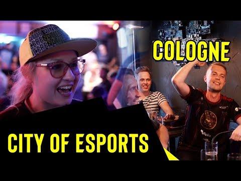 The city of esports - World of Esports