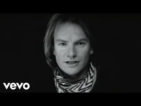 Sting (Стинг) - Englishman In New York