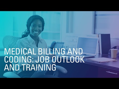 Medical Billing and Coding: Job Outlook and Training - YouTube