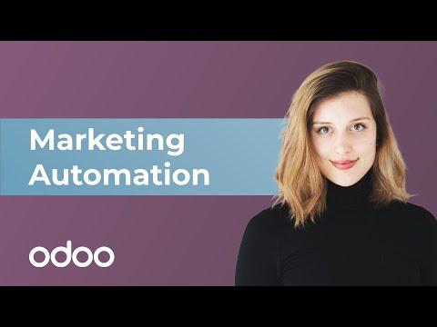 Marketing Automation   odoo Marketing