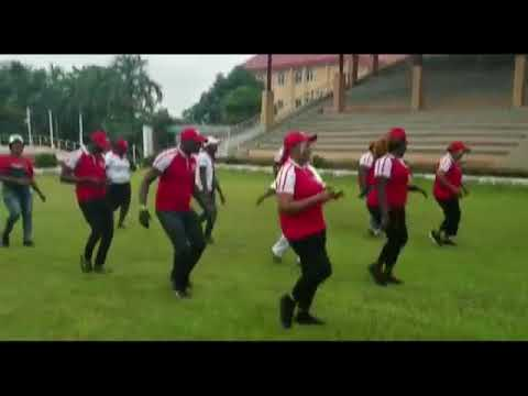 1 in 4 Dance Challenge - Nigeria