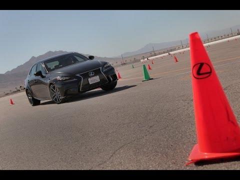 2014 Lexus IS 350 F Sport Review