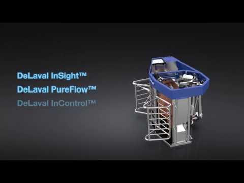 DeLaval VMS™ 300 Melkerobot - film på YouTube