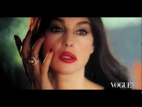 Monica Bellucci Vogue May 2012