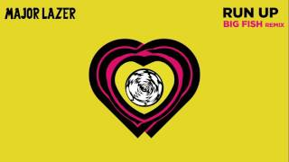 Major Lazer   Run Up (feat. PARTYNEXTDOOR & Nicki Minaj) (Big Fish Remix) (Official Audio)