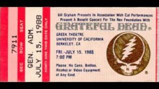 Grateful Dead - Queen Jane  Approximately 7-15-88