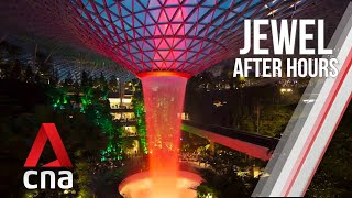 What does it take to maintain Singapore's Jewel Changi Airport?   Jewel After Hours   Full Episode