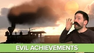 12 Evil Achievements For Heartless Bastards