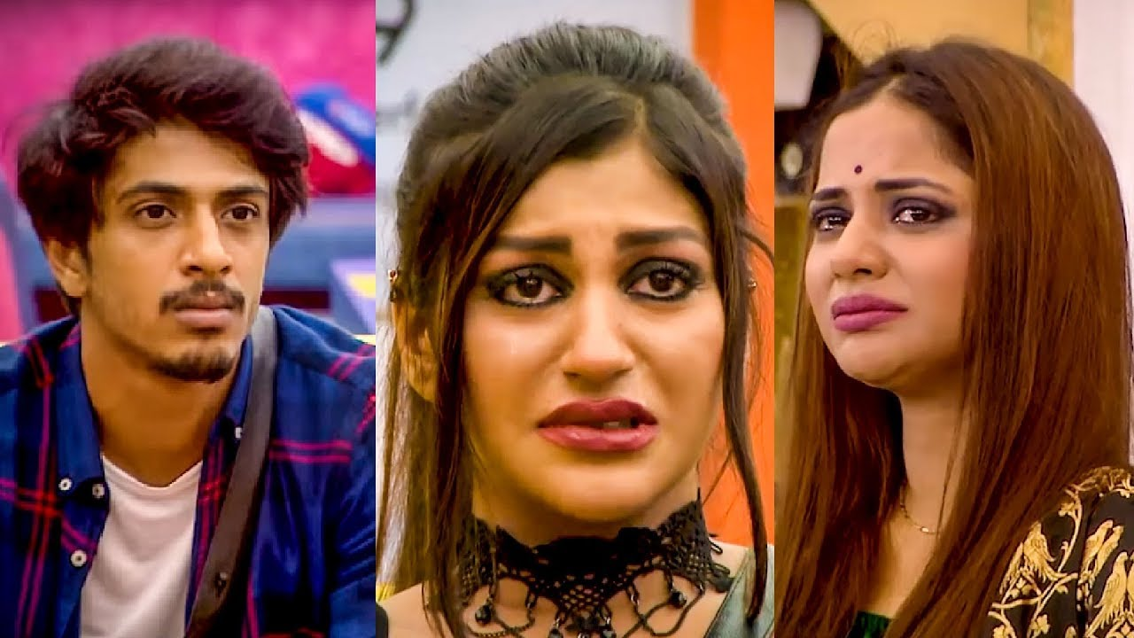 Why was Shariq Evicted from Bigg Boss 2