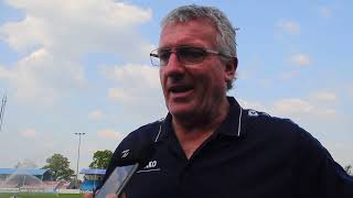 INTERVIEW | Tim Flowers On Leyton Orient Draw