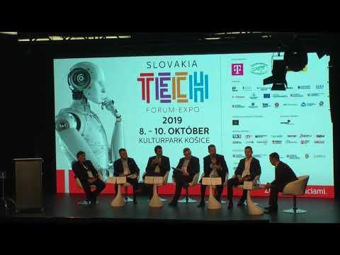 Panelová diskusia- Smart Energy: Aká bezpečná a zelená je budúcnosť slovenskej energetiky?