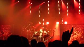 ANGRA Deep Blue [Live 2016 Paris]