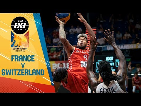 Full Game - FIBA 3x3 Europe Cup 2018