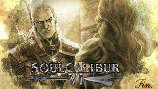 Soul Calibur VI 💎 Geralt de Rivia  💎 Modo Historia Completo 💎 Simple... ¡¡Es el pu**** Geralt!!