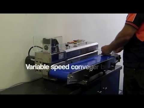 Vertical Band Sealer VH882 VC - Benchtop
