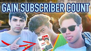 How to Get More Subscribers (ft. NELK)