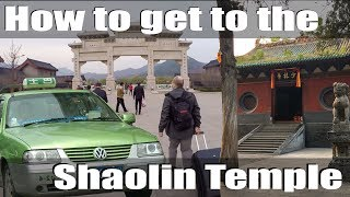 preview picture of video 'How to get to the Shaolin Temple   Doug Swift Loves Kung Fu'