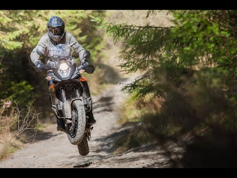 KTM 1050 Adventure Review with Off Road - Brake Magazine