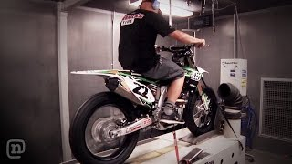 All Access Chad Reed's TwoTwo Motorsports: Garage Tours With Chris Forsberg