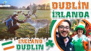 İrlanda Dublin Gezilecek Yerler | IRELAND DUBLIN | İrlanda Günlükleri #1